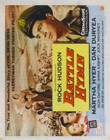 Battle Hymn movie poster (1956) picture MOV_5ed56673