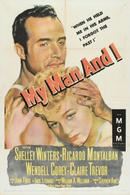 My Man and I movie poster (1952) poster MOV_7384c1a0