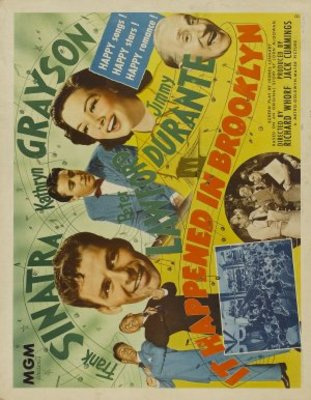 It Happened in Brooklyn movie poster (1947) poster MOV_7385ca12
