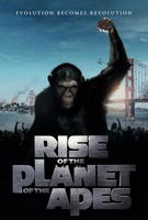 Rise of the Planet of the Apes movie poster (2011) picture MOV_73888a45