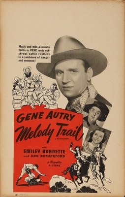 Melody Trail movie poster (1935) poster MOV_738cc781