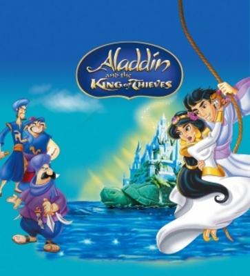 Aladdin And The King Of Thieves movie poster (1996) poster MOV_73985857