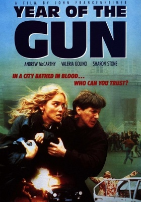 Year of the Gun movie poster (1991) poster MOV_739b4f02