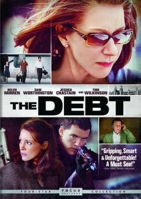 The Debt movie poster (2010) poster MOV_739ea10d