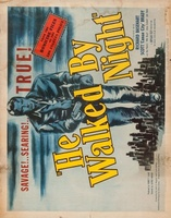 He Walked by Night movie poster (1948) picture MOV_73a97e71