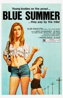 Blue Summer movie poster (1973) picture MOV_73ac0222