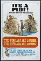 The Russians Are Coming, the Russians Are Coming movie poster (1966) picture MOV_73b01178
