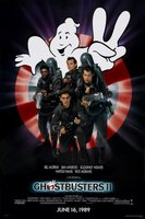 Ghostbusters II movie poster (1989) picture MOV_73b0e1f9