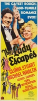 The Lady Escapes movie poster (1937) picture MOV_73b3fdff