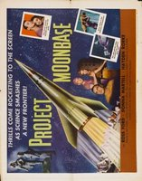 Project Moon Base movie poster (1953) picture MOV_73bad82d
