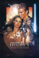 Star Wars: Episode II - Attack of the Clones movie poster (2002) picture MOV_73bcd067