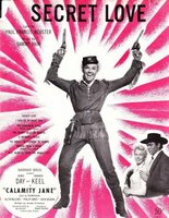 Calamity Jane movie poster (1953) picture MOV_73c25781