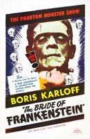 Bride of Frankenstein movie poster (1935) picture MOV_73c6d611