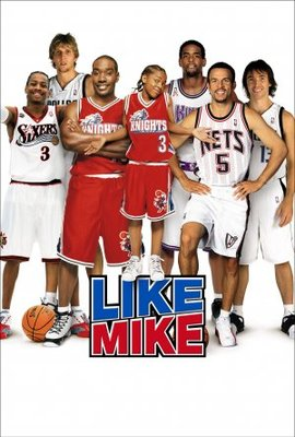 Like Mike movie poster (2002) poster MOV_73c70467