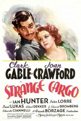 Strange Cargo movie poster (1940) poster MOV_73c956dd