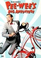 Pee-wee's Big Adventure movie poster (1985) picture MOV_73c9fe2f