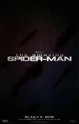 Spider-Man movie poster (2012) poster MOV_73ca545e
