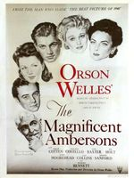 The Magnificent Ambersons movie poster (1942) picture MOV_73d4228b