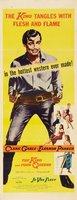 The King and Four Queens movie poster (1956) picture MOV_73d43e05