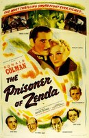 The Prisoner of Zenda movie poster (1937) picture MOV_73e6a008