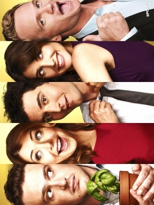How I Met Your Mother movie poster (2005) poster MOV_73eb9606
