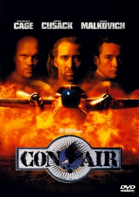 Con Air movie poster (1997) poster MOV_73ec2cf1