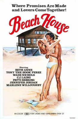 Beach House movie poster (1981) poster MOV_73ec7c03