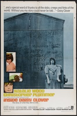 Inside Daisy Clover movie poster (1965) poster MOV_73f25e02