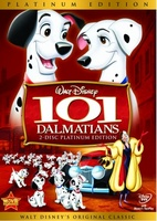 One Hundred and One Dalmatians movie poster (1961) picture MOV_73f2b69b