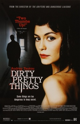 Dirty Pretty Things movie poster (2002) poster MOV_73f979d5