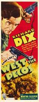 West of the Pecos movie poster (1934) picture MOV_7404ed88