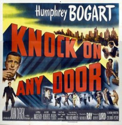 Knock on Any Door movie poster (1949) poster MOV_740a295a
