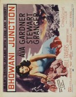 Bhowani Junction movie poster (1956) picture MOV_11877368