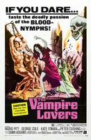 The Vampire Lovers movie poster (1970) picture MOV_742510f3