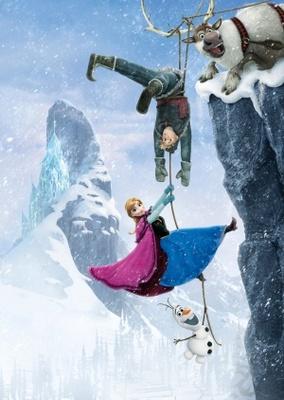 Frozen movie poster (2013) poster MOV_74256e44