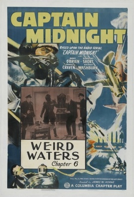 Captain Midnight movie poster (1942) poster MOV_7428562b