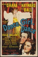 Dance, Girl, Dance movie poster (1940) picture MOV_742a8ec4