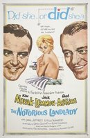 The Notorious Landlady movie poster (1962) picture MOV_742cf656