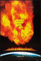 Armageddon movie poster (1998) picture MOV_74341526