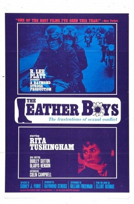 The Leather Boys movie poster (1964) poster MOV_743714ec