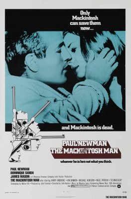 The MacKintosh Man movie poster (1973) poster MOV_7439a3d6