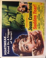 Sudden Fear movie poster (1952) picture MOV_743f65a8