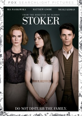 Stoker movie poster (2013) poster MOV_743fc05f