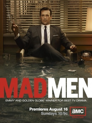 Mad Men movie poster (2007) poster MOV_74429869