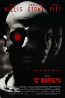 Twelve Monkeys movie poster (1995) picture MOV_744347f5
