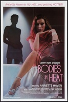 Bodies in Heat movie poster (1983) picture MOV_7443a7df