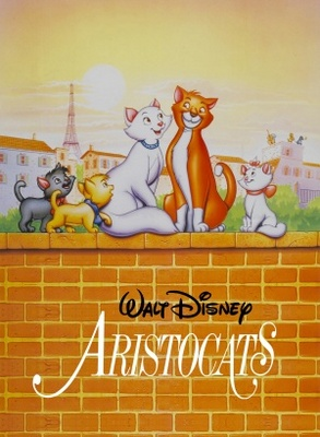 The Aristocats movie poster (1970) poster MOV_7448dce7