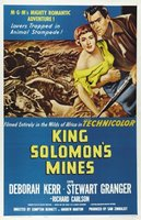 King Solomon's Mines movie poster (1950) picture MOV_6831931b