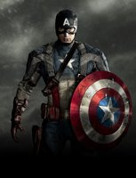 Captain America: The First Avenger movie poster (2011) picture MOV_744d68d4