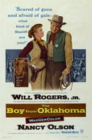 The Boy from Oklahoma movie poster (1954) picture MOV_745b9a7a